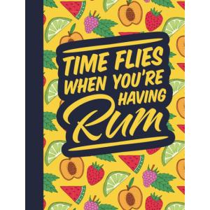 BOOKIH46 Giftbook112pp - IHB Time Flies When Having Rum