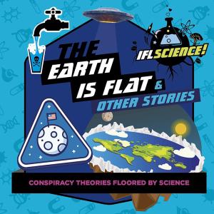 """Малка книжка - """"Земята е плоска и други истории"""""""