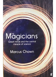 """Marcus Chown 