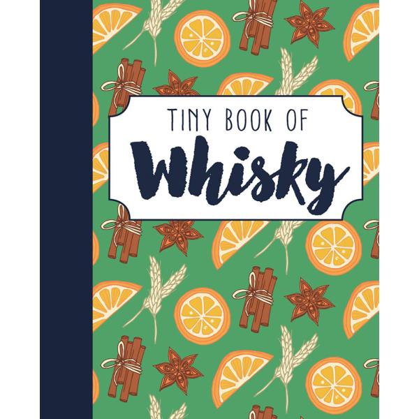 Мини книжка - Малка книжка за уиски 1