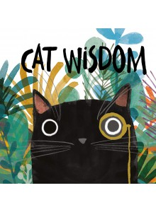 """Мини книжка - """"Котешка мъдрост"""""""
