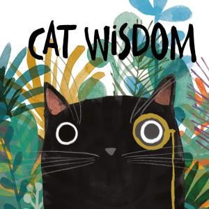 BOOKPC02 Giftbook Mini - Planet Cat Wisdom