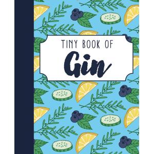 BOOKIH21 Giftbook mini 96pp - IHB Tiny Book of Gin