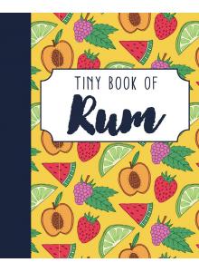 """Мини книжка - """"Малка книжка за ром"""""""