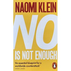 "Naomi Klein | ""No Is Not Enough"""