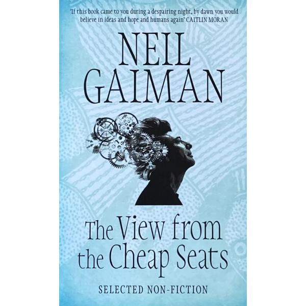 """Нийл Геймън   """"Изгледът от евтините места"""" 1"""