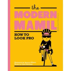 """Средна книжка - """"Модерният мъж в ликра: Как да изглеждате Про"""""""