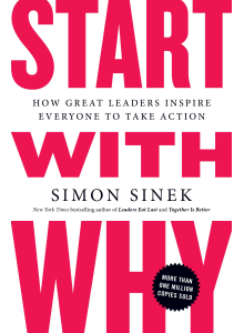 Start with why | Simon Sinek