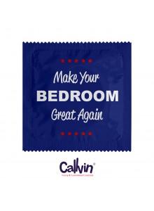 """Презерватив """"Направи леглото си велико отново"""""""