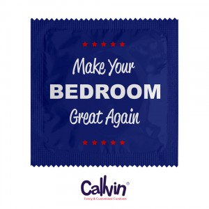 4574 Condom - Make Your Bedroom Great Again