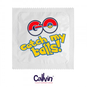 4390 Condom - Catch My Balls