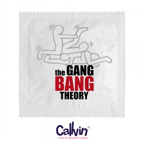 2350 Condom - The Gang Bang Theory