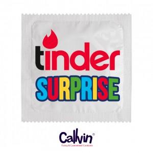 """Презерватив """"Тиндър изненада"""""""