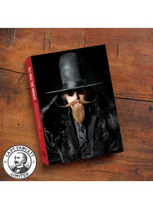 Signed Book All Hail The Hirsute Book Limited Edition