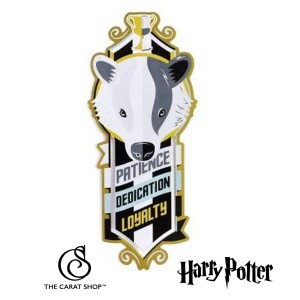HPBM0024 Harry Potter - Hufflepuff Badger Bookmark