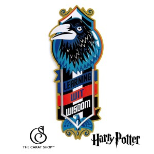 HPBM0025 Harry Potter - Ravenclaw Raven Bookmark