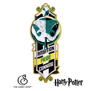 HPBM0023 Harry Potter - Slytherin Snake Bookmark