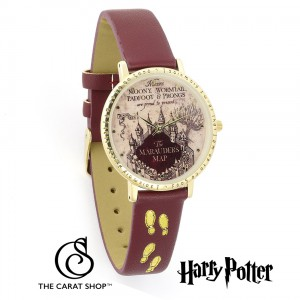 TP0029 Harry Potter Watch - Marauders Map