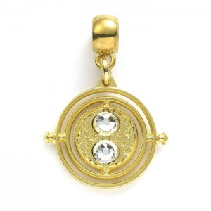 HP0100 Harry Potter Slider Charm - Time Turner 25mm