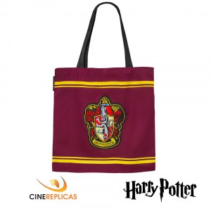 CR2411 HP Shopper Bag - Gryffindor Crest