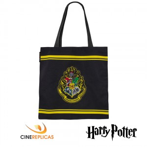 CR2410 HP Shopper Bag - Hogwarts Crest