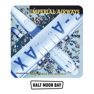 Coaster IMPERIAL AIRWAYS