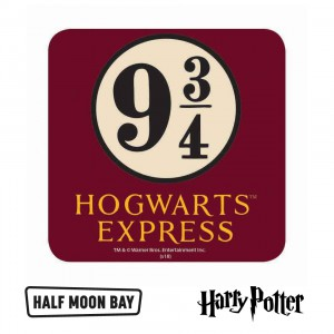 CST1HP Coaster - Harry Potter platform 9 3/4