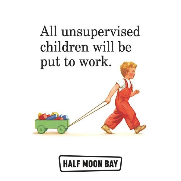 Подложка за чаши All Unsupervised Children 1