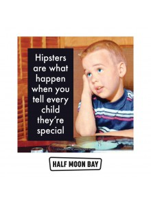 Подложка за чаши Hipsters