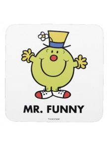 Подложка за чаши Mr Funny Men