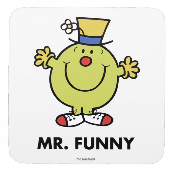 Подложка за чаши Mr Funny Men 1