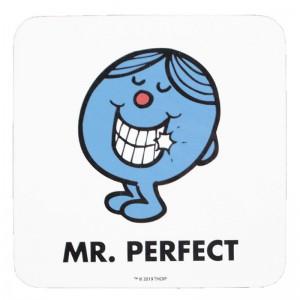 Подложка за чаши Mr Perfect Men