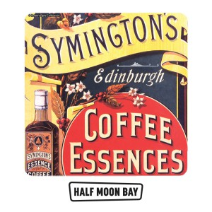 CST1OP25 Coaster - Symingtons Coffee Essences