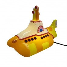 Лед Лампа Бийтълс Table Yellow Submarine TBEURYS