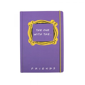 A5 Notebook - Friends The One With The...