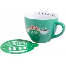 Чаша за Кафе Капучино Сентрал Пърк Приятели