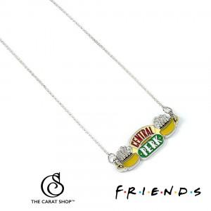"""Колие с кафенето """"Central Perk"""" от Приятели"""