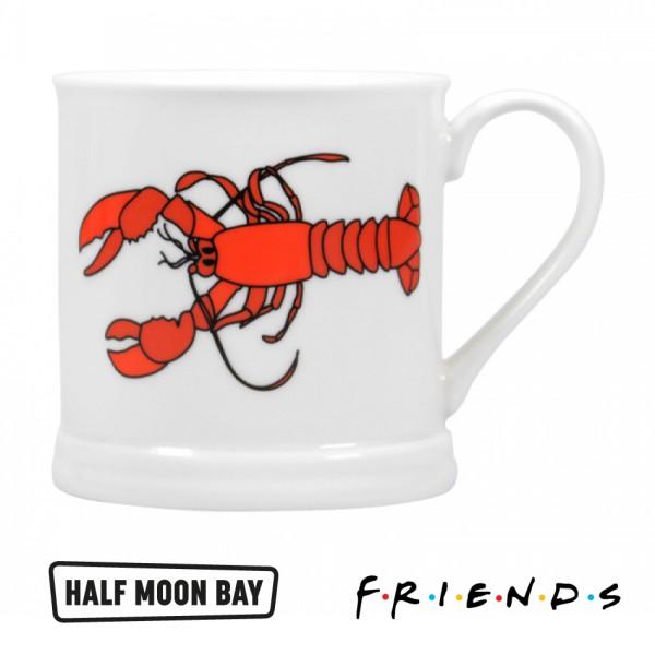 "Half Moon Bay - Винтидж чаша омар от ""Приятели""  1"