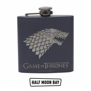 Hip Flask Winter is Coming Game of Thrones HFLKGT12