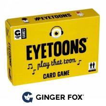 "Игра с карти ""Eyetoons"""