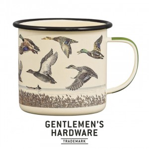 Enamel Mug - Lake and Ducks GEN370