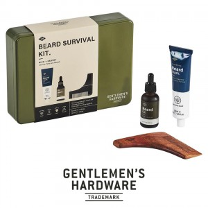 GEN551 Beard Survival Kit