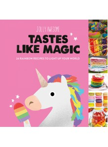 BOOKJA01 Книга Jolly Awesome С Вкус на Магия