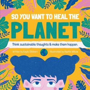 """BOOKIH18 Книга """"Значи Искате да Излекувате Планетата Земя"""""""