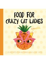 BOOKPC03 Book Planet Cat: Food For Crazy Cat Ladies
