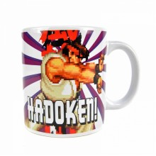 MUGBCC01 Чаша Street Fighter Ryu Hadoken