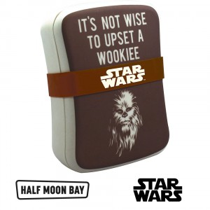 LBOX1SW01 Lunch Box Bamboo - Star Wars Chewbacca