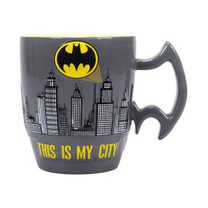 "Чаша Батман ""This is My City – Welcome to Gotham City"""