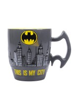 "Чаша Батман ""This is My City – Welcome to Gotham City"""