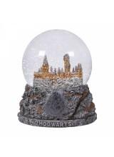 Голямо Кристално Снежно Кълбо Хари Потър Замъка на Хогуортс